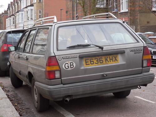 volkswagen passat  topic estate