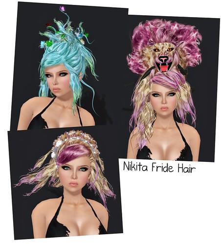Nikita Fride Hair