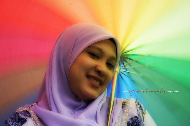 de'rainbow  umbrella