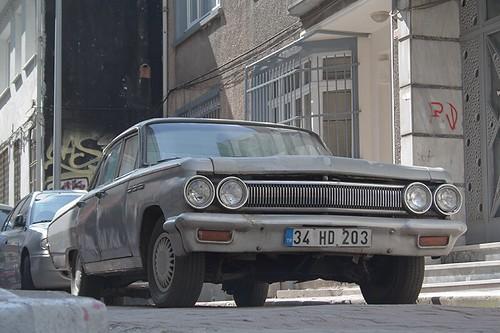 un americano en Estambul original