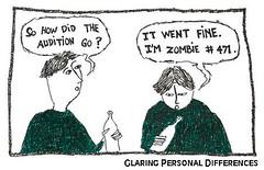 Audition Cartoon