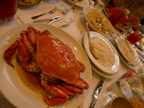 huge Crab! 02