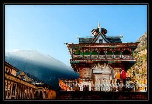 CLOSER TO GOD : A Temple in the middle of Kullu Sarahan Village in Himachal Pradesh by VJ's Travelling Camera