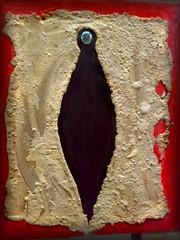 visica piscis vincenzo greco (vincenzogreco) Tags: arte di mano venezia ritratti moderna vincenzo greco dipinti binnale capezzali vetrofusione