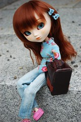 Amelie (Chu-Boo) Tags: japan germany anne japanese doll clothes wig shirley groove pullip redhair chuboo anneshirley junplanning miema fashipn