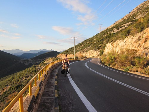 Road to Patras