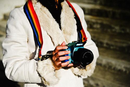 Camera Strap Style