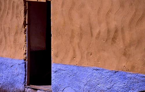 Nubian houses Sehel Island