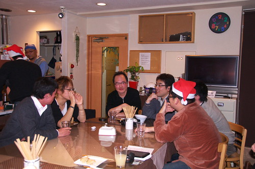 WordBench 関東 X'mas Party 20101225