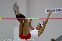 NCAA High Jump (n8xd) Tags: girls college sports field female jump sand women long university track action michigan indoor womens best dirt ncaa collegiate 2010 longjump saginaw glvc gliac d3s microwavephoto
