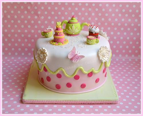 Teatime Cake