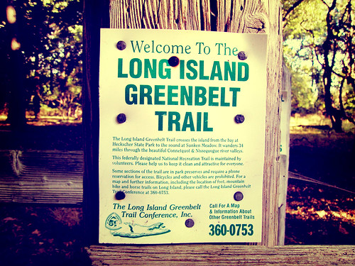 Long Island Greenbelt Trail