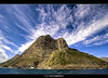 Mountain Island (iPh4n70M) Tags: africa blue sea sky mer mountain nature clouds island photography photo nikon photographer photographie south ile capetown du bleu ciel photograph tc nikkor nuages hdr cpt sud afrique photographe 7xp d700 1424mm monrtagne 7raw tcphotography ph4n70m iph4n70m tcphotographie