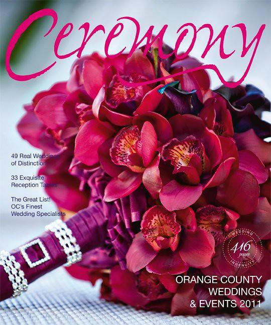Ceremony Magazine 2011 OC cover