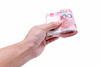 Holding Money (clipping path) (imagesstock) Tags: china people closeup paper bill holding hand group chinese culture objects number business note human cutting 100 savings outline success investment yuan currency isolated wealth finance renminbi paying rmb