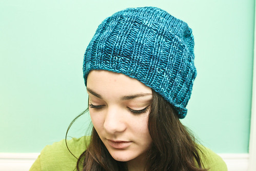 """The Big Easy"" in Tosh Vintage, ""Baltic"""