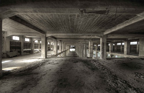 first level furnace - depot