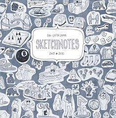Sketchnotes book – Cover