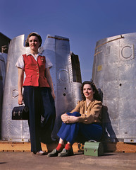 1942 ... workers at Lockheed aircraft (x-ray delta one) Tags: coastguard wow army waves propaganda nazis 1940 ww2 pearlharbor spies marines 1942 patriotism blitz 1945 liberation defense 1941 1939 raf 1944 homefront 1943 allies oldglory japs wacs airraid spars armyairforce looselips worldwarll