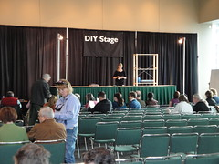 DIY stage poor attendance