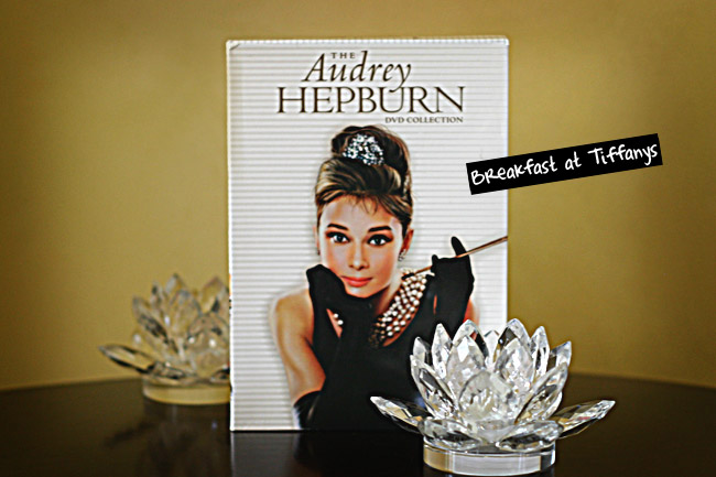 Audrey Hepburn, Breakfast at Tiffanys, Crystal, Holly Golightly
