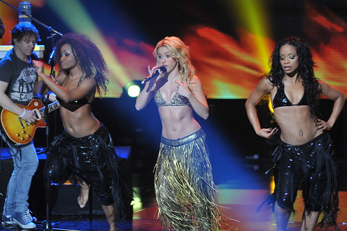 MIDEM 2011 - SPECIAL EVENT - NRJ MUSIC AWARDS CEREMONY - SHAKIRA