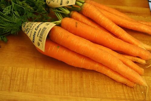 Carrots 1/23/11