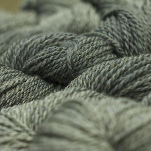Handspun Wool/Alpaca/Silk