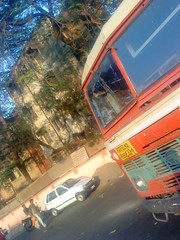 DSC01172 (hit8339) Tags: bus buses st state tata transport converted maharashtra 2x2 msrtc eshiyad