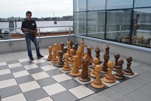 Играю в большие шахматы