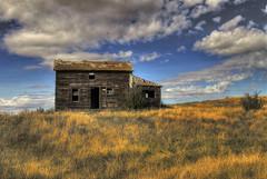 Canada (mokastet) Tags: canada abandoned hdr mokastet