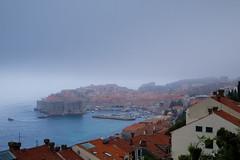 Dubrovnik-fog3 (fjakone) Tags: fog spring day foggy croatia hr dubrovnik hrvatska fogy projectweather