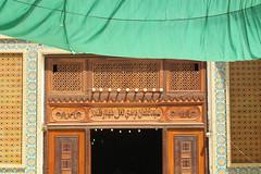 Gate View of Lal Shahbaz Qaandar Mazar (Omair Anwer) Tags: lal shahbaz qalander mazar tomb sehwan sharif sufi sufism