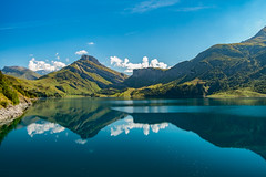 Lac du Chevril (madduke0715) Tags: lacduchevril frenchalpes lake rhnealpes alpes barrage france tigness barrageduchevril