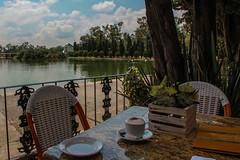 Bistro Chapultepec (L Urquiza) Tags: lago de chapultepec caffe del lack restaurante mexico city ciudad lake cofe coffe