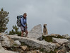 Peggy and Nickie on Trail (RWShea Photography) Tags: backpack hoover nickie peggy saddlebag lake wilderness