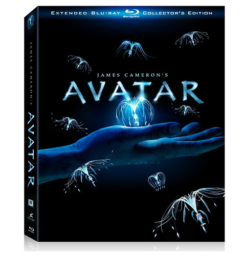 avatar extended collector's edition blu ray