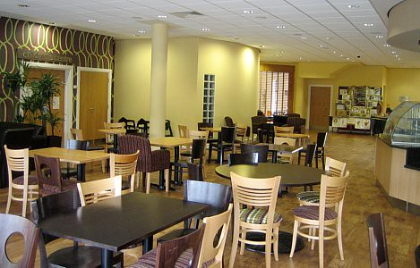 Finchampstead Baptist Church - Cafe 8