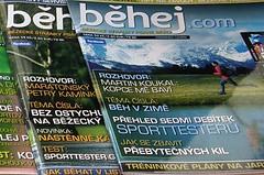 Pomozte nám vylepšit časopis Běhej