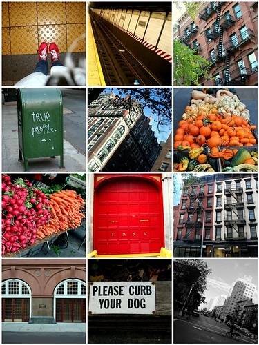 New York - Day One: Greenwhich & Union Square