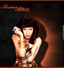 Nicki Minaj - Massive Attack (m. oliveira) Tags: pink attack massive friday nicki blend minaj