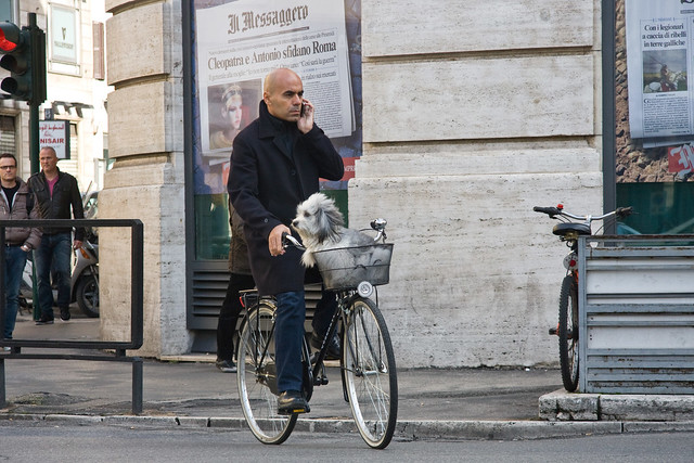 Rome Cycle Chic - Uomo 7