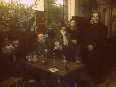 October pub club (marianthipop) Tags: london beer pub drink islington n1 charleslamb pubclub pubclub2010