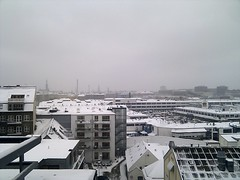 003/365 View of Copenhagen snowy rooftops (naxoc) Tags: snow view rooftops 365