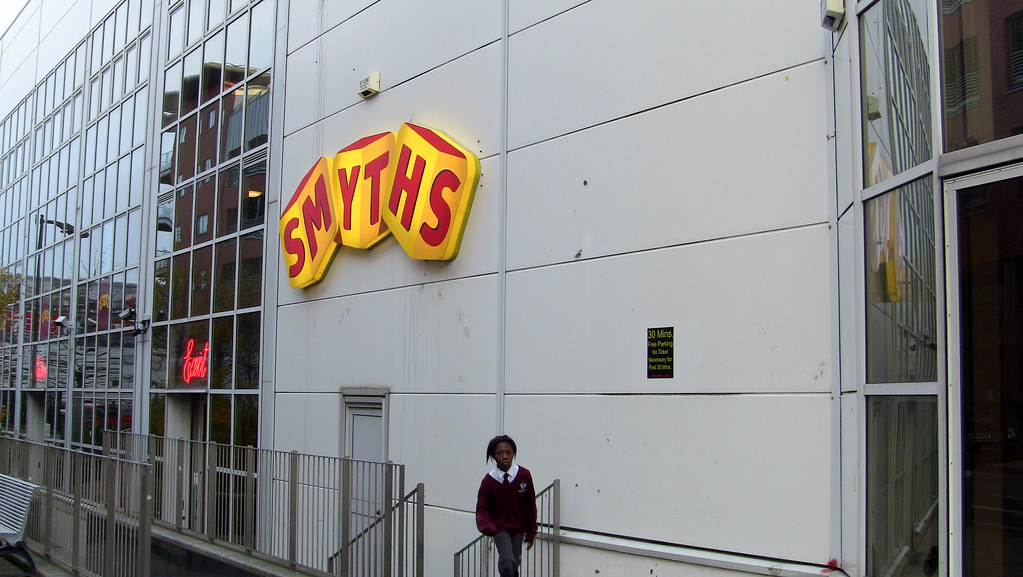 SMYTHS TOYSHOP - TALLAGHT