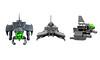 'Poison Arrow' Interceptor (Karf Oohlu) Tags: mos lego frog spaceship interceptor frogspace frogscale legofrog froglaw empireofthefroglaw