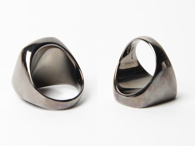 Martin Margiela silver ring 03b