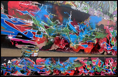By ANTE, BIOS, NOK78 (DFP) (Thias (-)) Tags: terrain streetart paris wall painting graffiti mural spray urbanart 94 painter graff aerosol bombing nok spraycanart ante bios pgc thias photograff omegatron frenchgraff photograffcollectif nok78