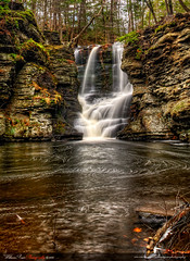 Tucked Away (Fulmer Falls) - William Powe Photography, LLC 