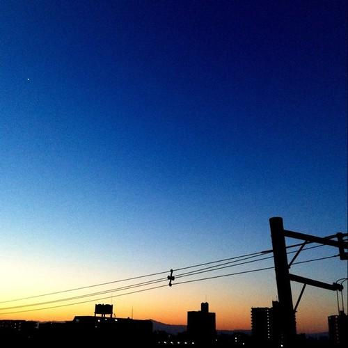 今日の写真 No.86 – 昨日Instagramに投稿した写真(4枚)/iPhone4 + Photo fx